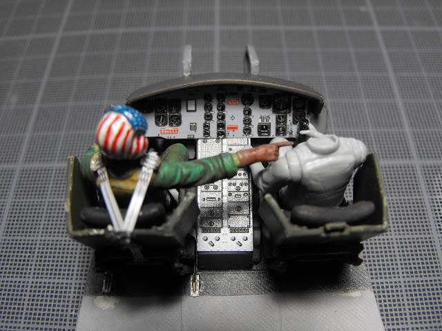 Huey UH-1 D 1/35ème. Terminé ! DSCF2454