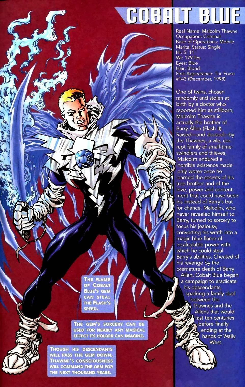 [TV] The Flash - Jay Garrick escolhido! - Página 18 Blue