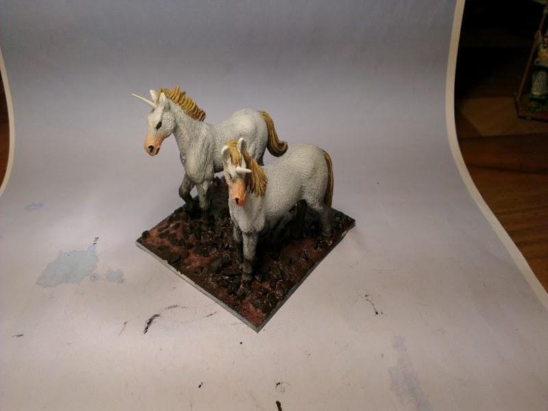 Hordes of the things unicorns WIPEinhornHP3