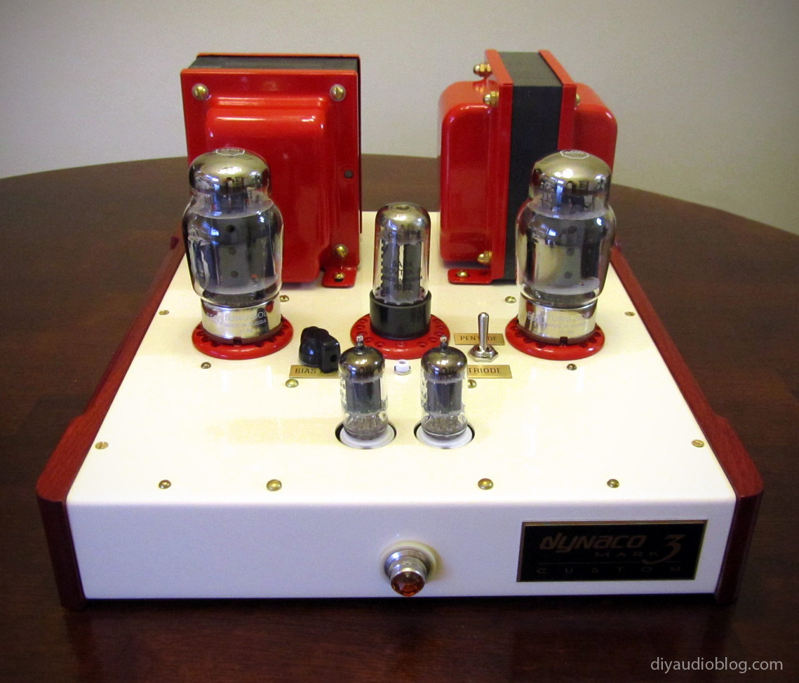 The Golden Age MKIII-unit-top