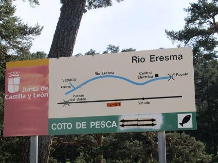 - Ruta por las pesquerías Reales (Segovia). IMG_4238