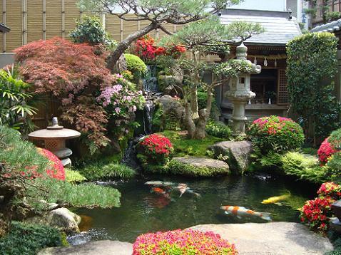 Templo de Calíope Jardines_feng-shui