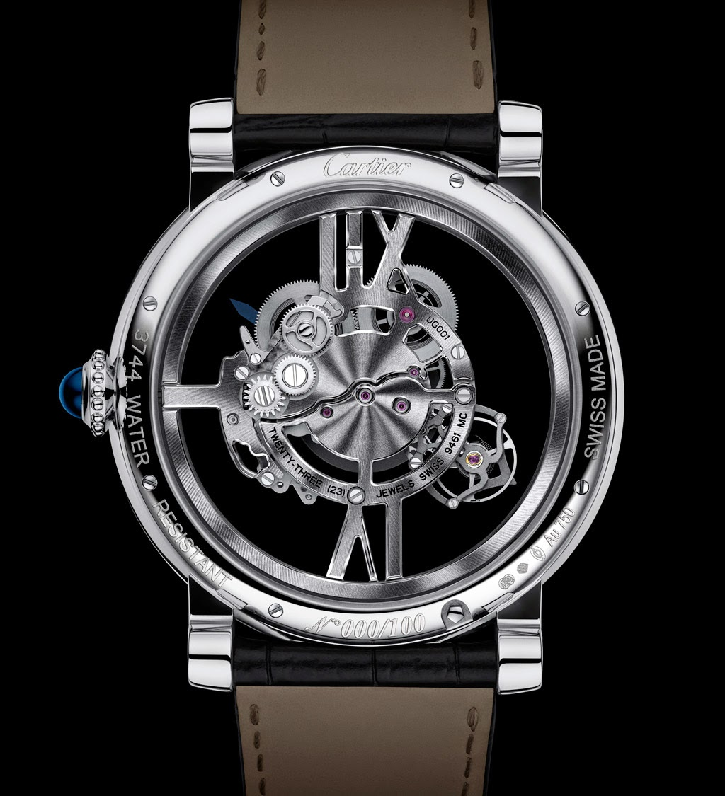 Cartier Rotonde Astrotourbillon Skeleton  Cartier-Astrotourbillon-5