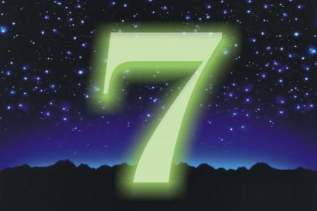 Numri - Cili është numri më i preferuar në botë? 7