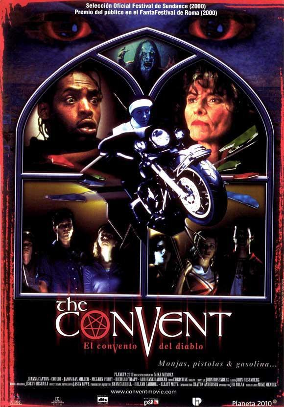 El Convento del Diablo/ The Convent - Mike Mendez (2000) The-convent-movie-poster-2000-1020475546