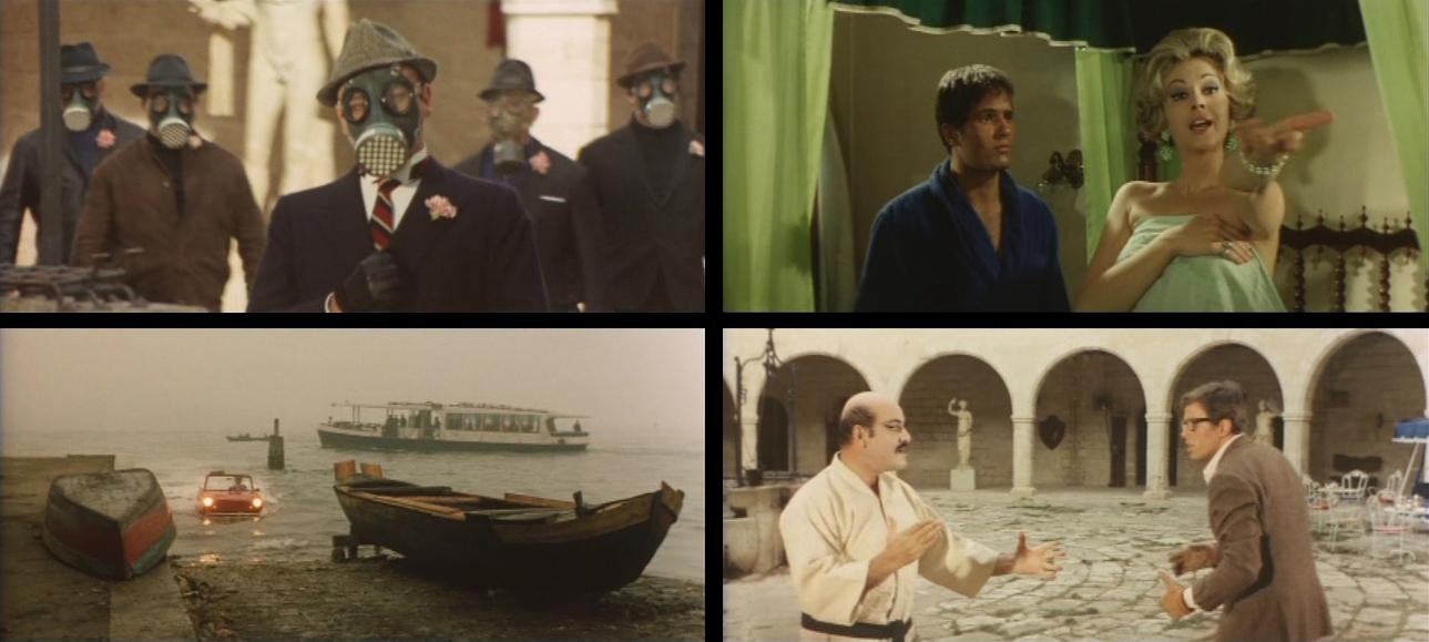 Très Honorable Correspondant - Kiss Kiss Bang Bang - 1966 - Duccio Tessari KissKissBangBang_GROUP3