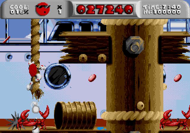 [Post Oficial] Nes, Master System, Mega Drive, Super Nintendo, Turbografx, Gameboy, Game Gear. Cool_Spot_20_(SMD)