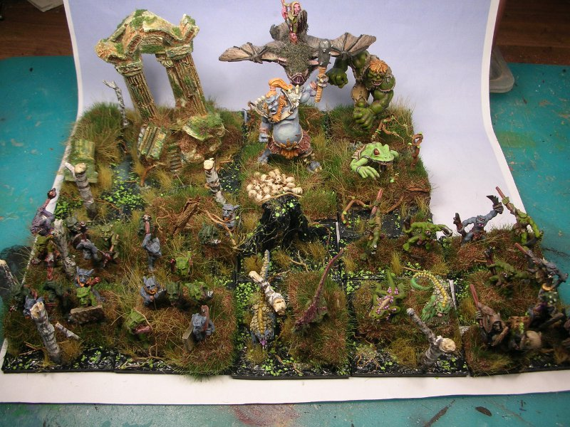 HotT 15mm Goblin army ArmycompleteHP2