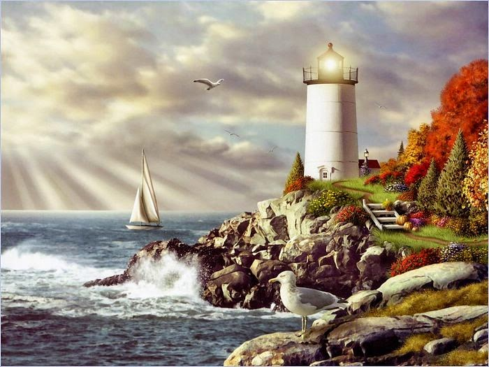 Flat Earth Enlightenment From Lighthouses Lighthouse_picture_DT005CPVOA7