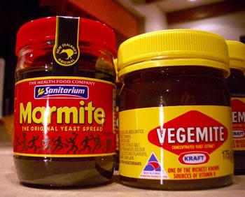What I've been Growing Vegemite-marmite