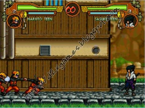 Download game naruto storm mugen 2010 Naruto2010Screen1