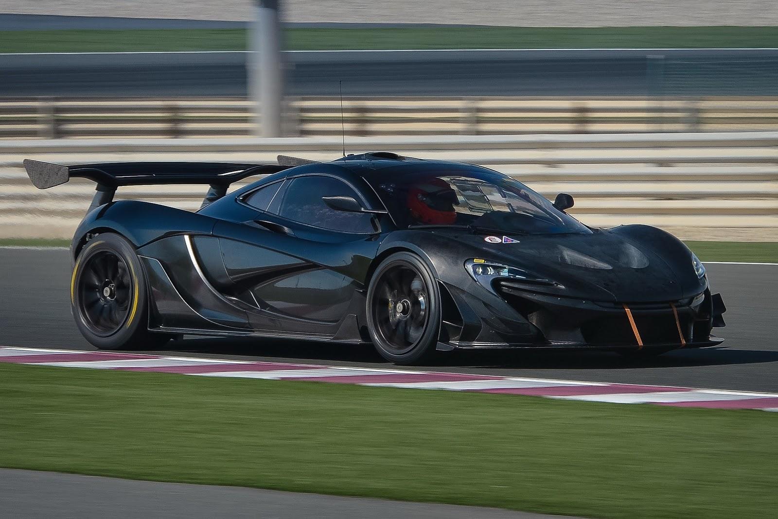 2013 - [Mclaren] P1 [P12] - Page 10 McLaren-P1-GTR-12