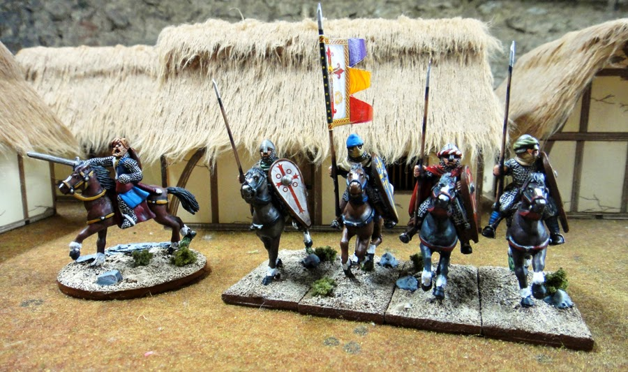 Chevaliers 1ère Croisade DSC04655