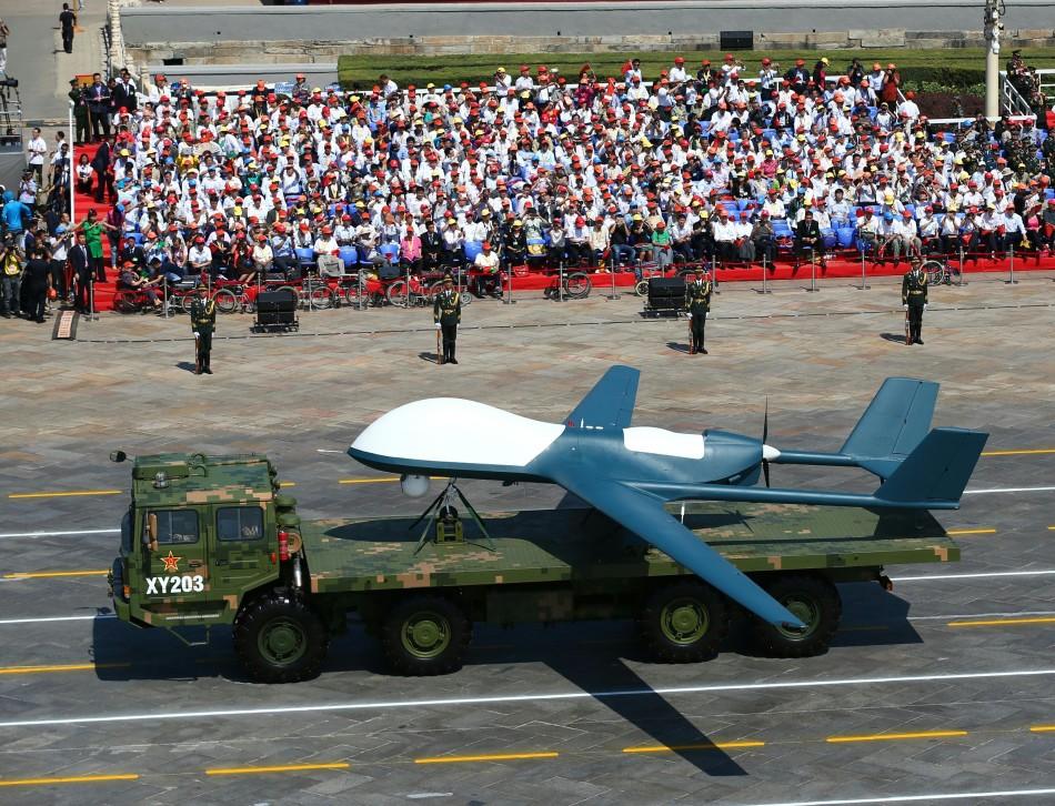 R. P. China - Página 41 Chinese%2Bunmanned%2Breconnaissance%2Battack%2Baircraft%2Bin%2BTiananmen%2BSquare%2B1