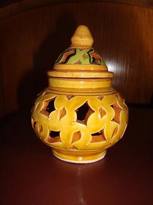 أطباق و أواني من الفخار صنع المغرب 1