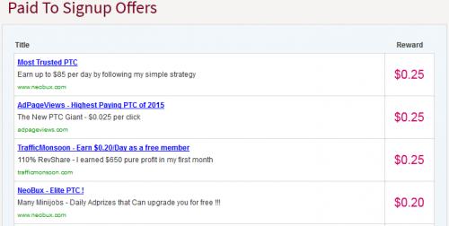 ScarletClicks Sitio PTC confiable | Formas de ganar $ | Metodos de Pago | Comprobante de Pago 4