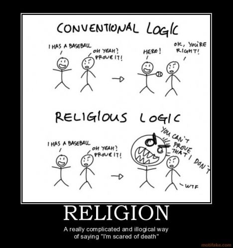 The Picture Jokes thread Religious-logic-726527