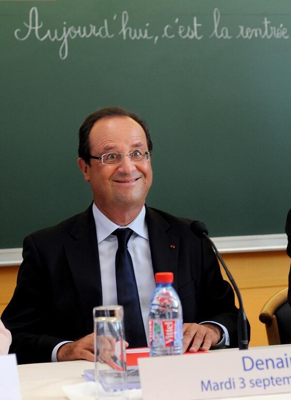 Le Président F.H. fin de vie - Page 3 Hollande