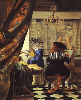 ¿Quién quiere jugar al gatarte? - Página 3 Vermeer