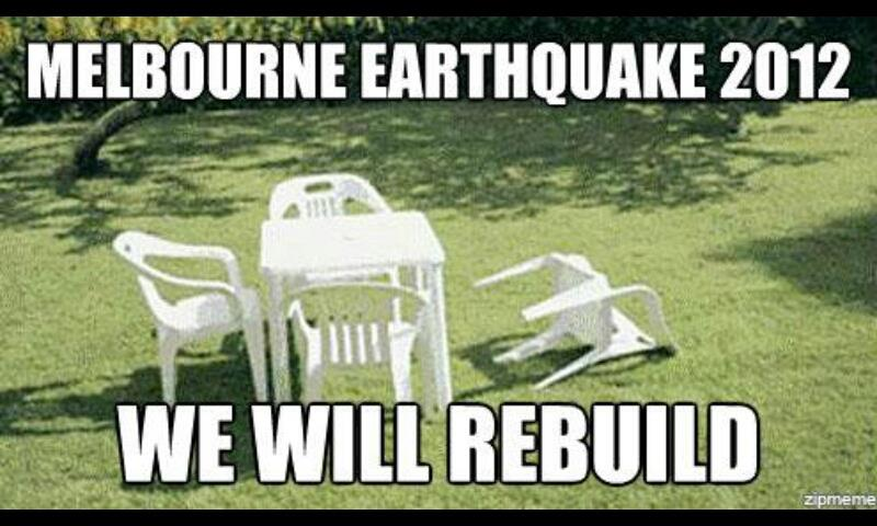 The Melbourne Earthquake 282891_147265642063951_78998310_n