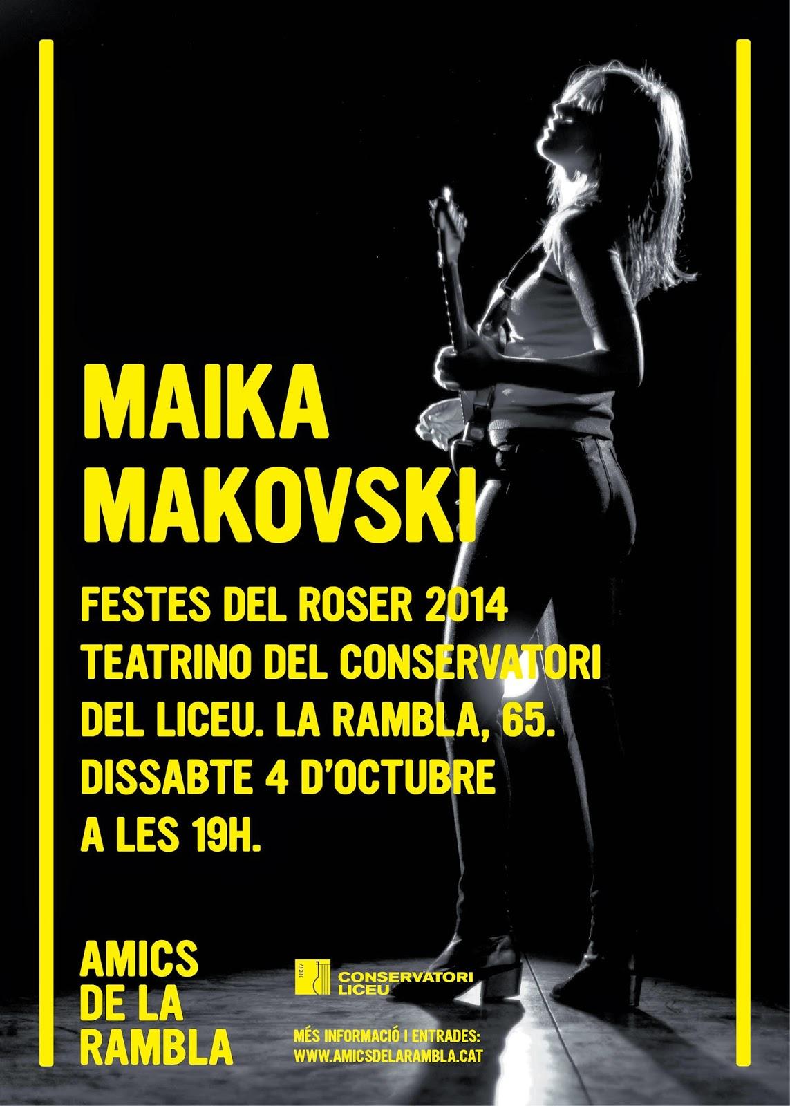 Los posters de los conciertos  - Página 2 MaikaPoster_2