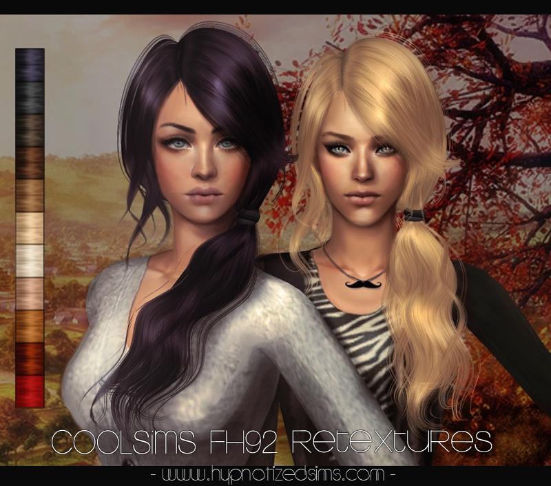 Прически для The Sims 2 .Женские - Страница 2 2011_8_28_13_42_45