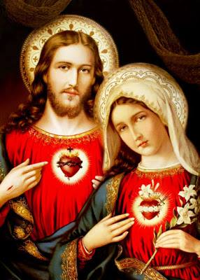 Supplique pour la consécration de la France aux deux Coeurs Coeurs-unis-de-jesus-et-de-marie