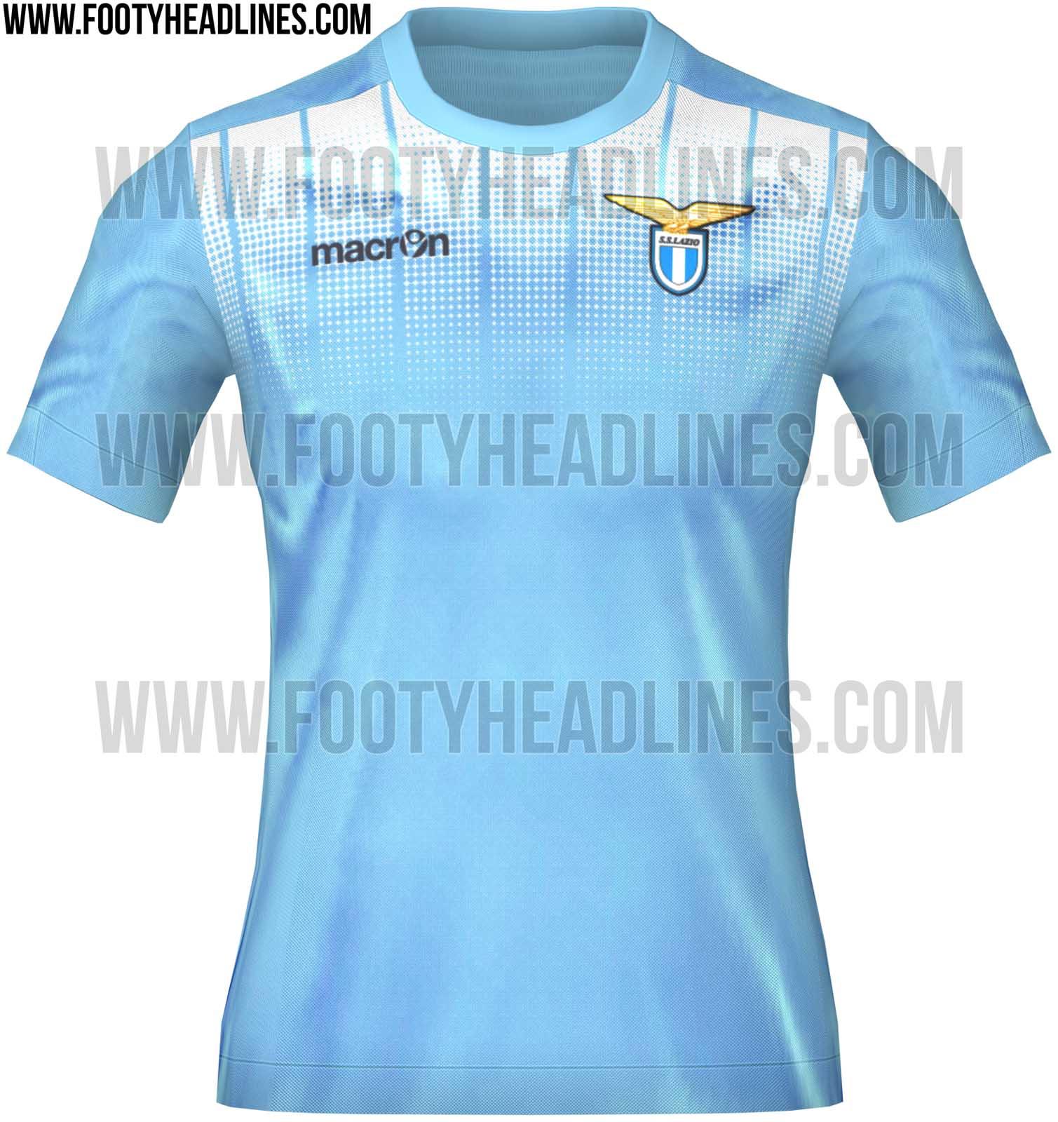 Maglie 2015/2016 Lazio-15-16-home-kit
