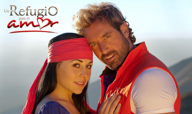 """""""ბედის ანაბარა"""" / Un Refugio para el Amor [სერიები ქართულად *.mp4] PORTADA"""