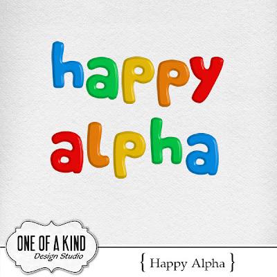 Ajudaaaa? freebie parecido com essa alpha... OneofaKindDS_Happy-Alpha