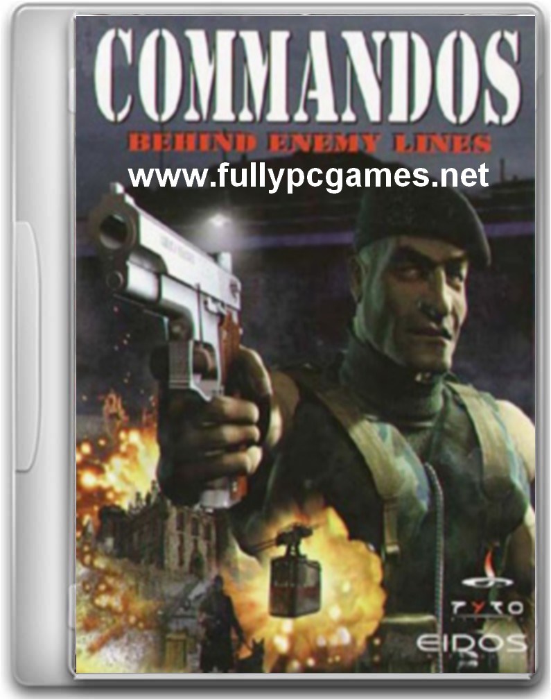 Commando Behind Enemy Lines Game 1