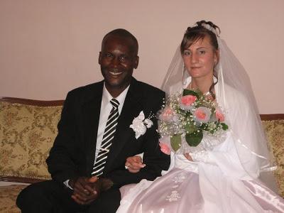 Служение Богу Bernard-wedding