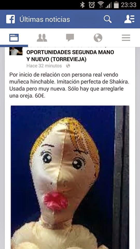 MUNDO FREAK  - Página 39 Shakira