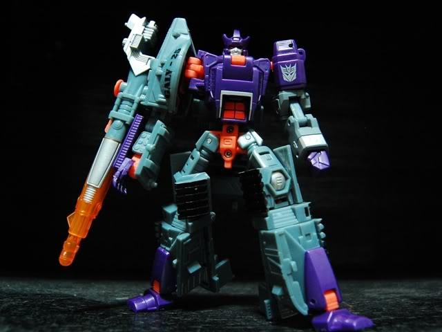 Razorclaw-ova Transformers kolekcija ... tako je, napokon sam se smilovao ... Galvatron1