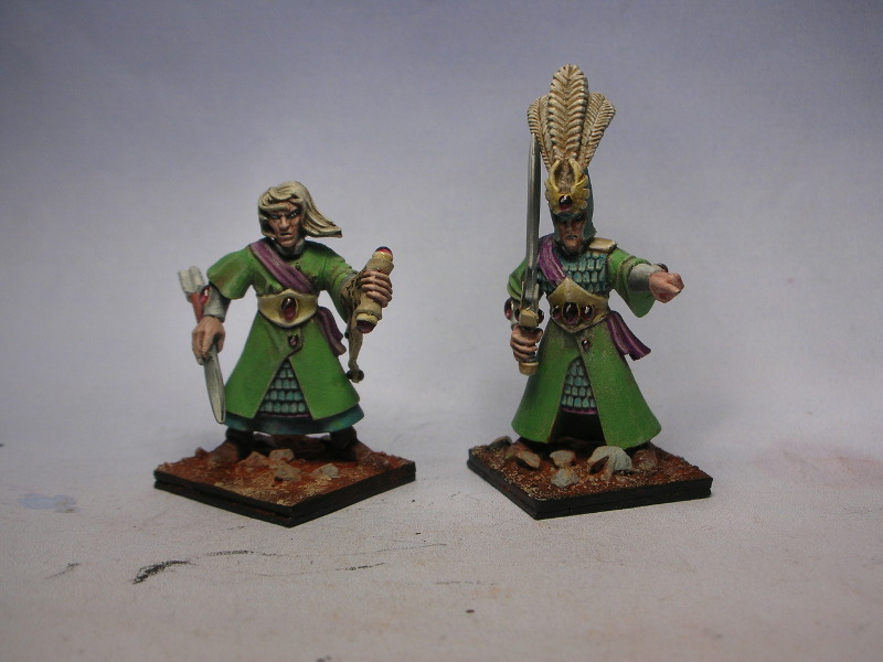 Maybe the beginning of a High Elf army RepCrewHP1