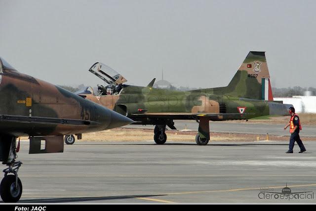 Nuevos aviones interceptores para la Fuerza Aérea Mexicana DSC02561b