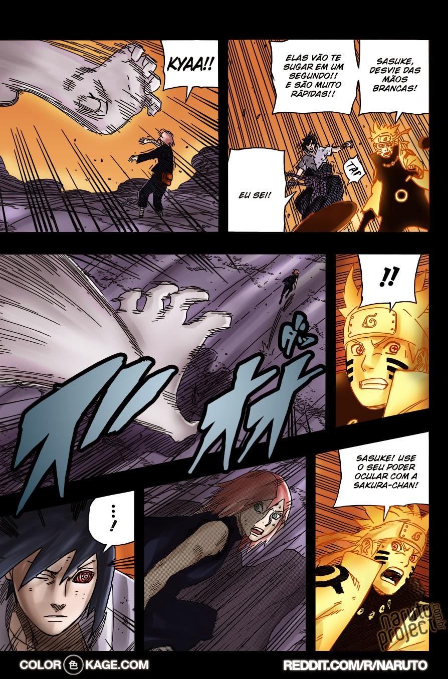 Por que a Sakura é tão subestimada  como lutadora? - Página 5 15