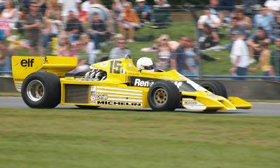 HISTORIA DE LA F1 DESDE 1950 HASTA EL 2000 *F1 By Riky * Renault_RS01_Donington_Arnoux