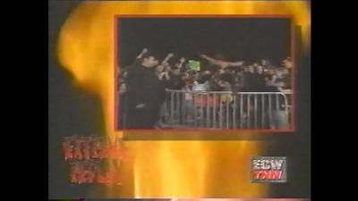 'Restling Rewind: ECW on TNN Episode 1 0005