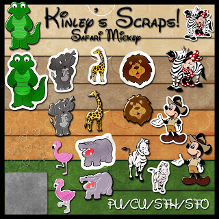 {Kits Digitais} Disney - Mickey, Minnie, Baby Disney - Página 6 Kinley%2BScraps%2BSafari%2BMickey%2BPreview