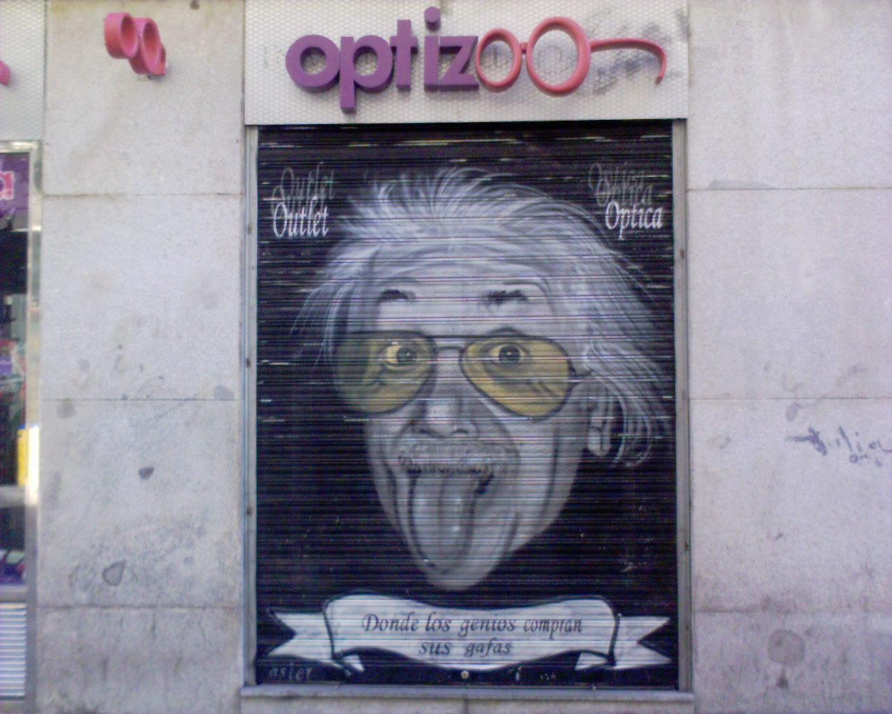 El graffiti de la calle del Arenal, número 26 (Madrid) 44008683