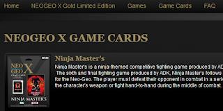 Page Game Cards en ligne Gc