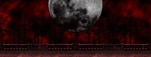 [STAGE] Red Forest [640x480][Mugen 1.0] [Mugen 1.1 + Zoom]  Full