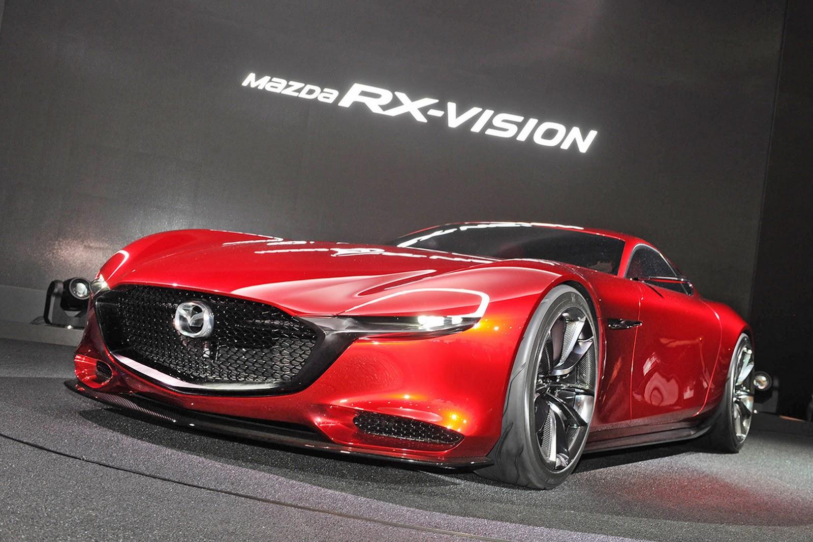 2015 - [Mazda] RX-Vision - Page 3 Mazda-RX-Vision-1