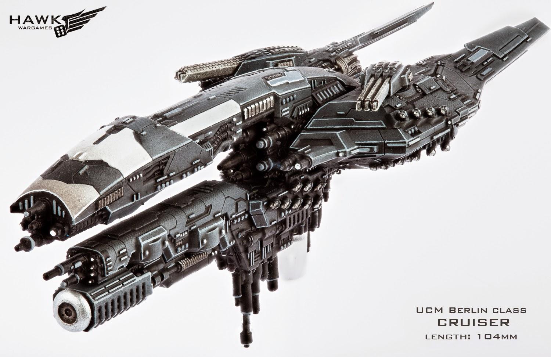 Dropfleet Commander by Hawk Wargames Berlin