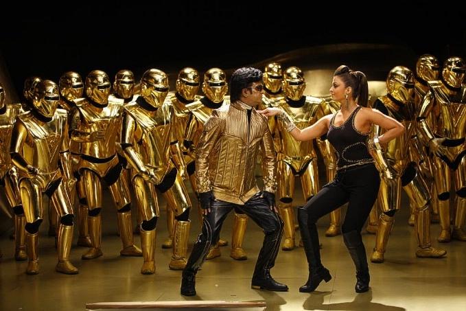 Rajinikanth and Aishwarya Rai in Tamil film Enthiran(The Robot)-12 Post-55-0-87923600-1305793012