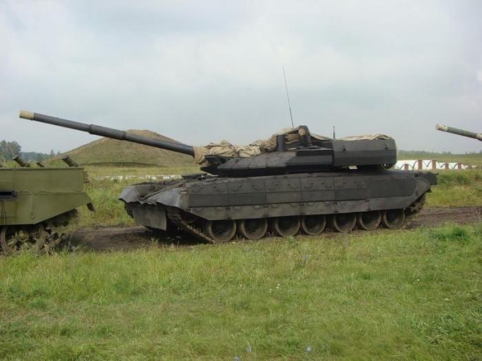تي 95 اخر الاساطير الروسية 640L