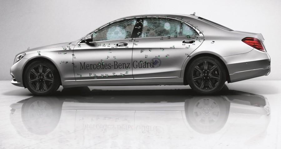 2013 - [Mercedes] Classe S [W222] 2015-Mercedes-S-Guard-8