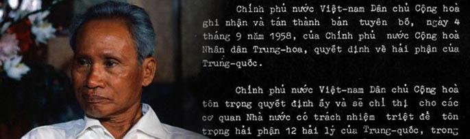 Thư Bộ đội cụ Hồ gửi anh lính Miền Nam Phamvandong-conghambannuoc