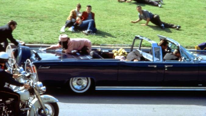 J.F Kennedy - vrasja e tij Kennedy